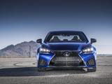 Lexus GS F 2016 images