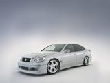 Photos of VeilSide Lexus GS 1997–2004