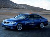 Photos of Lexus GS 400 PPG Pace Car 1999
