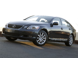 Photos of Lexus GS 300 2005–08