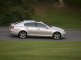 Photos of Lexus GS 460 2008–12
