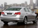 Photos of Lexus GS 300 AU-spec 2008–12