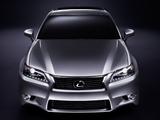 Photos of Lexus GS 350 2012