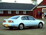 Pictures of Lexus GS 300 US-spec 1993–97