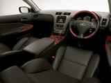 Pictures of Lexus GS 430 JP-spec 2005–08