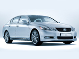 Pictures of Lexus GS 450h EU-spec 2006–08