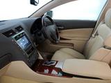 Pictures of Lexus GS 450h ZA-spec 2008–12