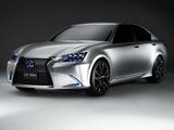 Pictures of Lexus LF-Gh Concept 2011