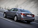 Pictures of Lexus GS 250 2012