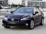 Pictures of Lexus GS 250 AU-spec 2012