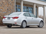 Pictures of Lexus GS 350 AWD 2012