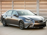 Pictures of Lexus GS 350 F-Sport 2012