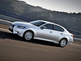 Pictures of Lexus GS 450h EU-spec 2012