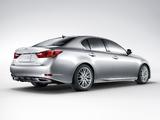 Pictures of Lexus GS 350 EU-spec 2012