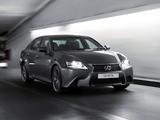 Pictures of Lexus GS 450h F-Sport ZA-spec 2012