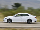 Pictures of Lexus GS 300h F-Sport 2013