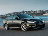 Pictures of Lexus GS 300h AU-spec 2013