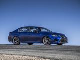 Pictures of Lexus GS F 2016