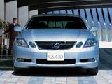 Lexus GS 430 JP-spec 2005–08 wallpapers