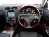 Lexus GS 450h AU-spec 2006–08 wallpapers