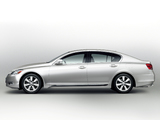 Lexus GS 350 JP-spec 2008–11 wallpapers