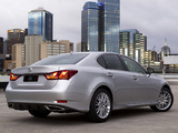 Lexus GS 250 AU-spec 2012 wallpapers