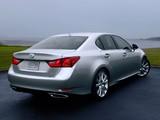 Lexus GS 350 2012 wallpapers