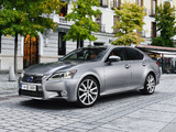 Lexus GS 300h 2013 wallpapers