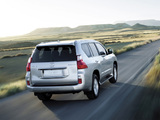 Images of Lexus GX 400 (GRJ150) 2012