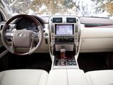 Lexus GX 460 (URJ150) 2009–13 pictures