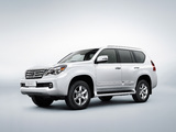 Lexus GX 400 (GRJ150) 2012 photos