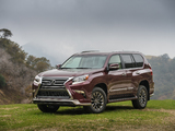 Lexus GX 460 Sport Design Package (URJ150) 2016 images