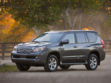 Photos of Lexus GX 460 (URJ150) 2009