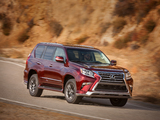 Photos of Lexus GX 460 Sport Design Package (URJ150) 2016
