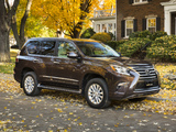 Pictures of Lexus GX 460 (URJ150) 2013