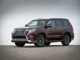 Lexus GX 460 Sport Design Package (URJ150) 2016 wallpapers