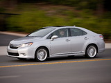 Images of Lexus HS 250h (ANF10) 2009–12