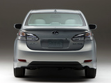 Lexus HS 250h (ANF10) 2009–12 photos