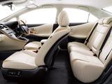 Lexus HS 250h JP-spec (ANF10) 2012 photos