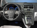 Photos of Lexus HS 250h (ANF10) 2009