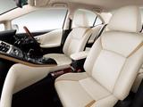 Photos of Lexus HS 250h JP-spec (ANF10) 2012