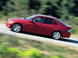 Images of Lexus IS 200 (XE10) 1999–2005