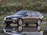 Images of Lexus IS 300 SportCross (XE10) 2001–05