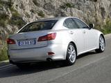 Images of Lexus IS 250 (XE20) 2005–08
