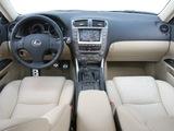 Images of Lexus IS 250 EU-spec (XE20) 2005–08