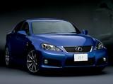 Images of Lexus IS F JP-spec (XE20) 2007–10