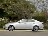 Images of Lexus IS 350 (XE20) 2008–10