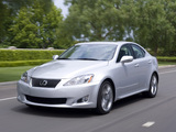 Images of Lexus IS 350 (XE20) 2008–10