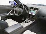 Images of Lexus IS F (XE20) 2008–10