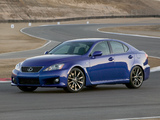 Images of Lexus IS F (XE20) 2008–10